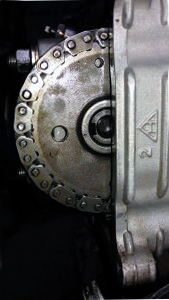 Как настроить клапаны на 4-тактном скутере Фото 4