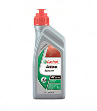 Масло Castrol Act>Evo Scooter 4T 5W-40 12x1lt моторное